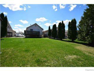 Photo 16: 16 Glencairn Road in Winnipeg: West Kildonan / Garden City Residential for sale (North West Winnipeg)  : MLS®# 1611616