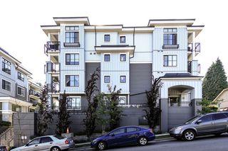 "Photo 2: 210 210 LEBLEU Street in Coquitlam: Maillardville Condo for sale in ""MACKIN PARK"" : MLS®# R2078087"