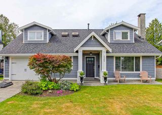 "Photo 1: 5389 PATON Drive in Delta: Hawthorne House for sale in ""HAWTHORNE"" (Ladner)  : MLS®# R2080162"