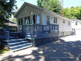 Photo 1: 1205 Ramara Road 47 Road in Ramara: Rural Ramara House (Bungalow) for sale : MLS®# X3543673