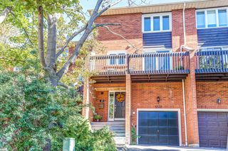Photo 1: 1232 Cornerbrook Place in Mississauga: Erindale House (3-Storey) for sale : MLS®# W3604290