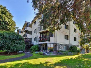 Photo 1: 206 1875 Lansdowne Road in VICTORIA: SE Camosun Condo Apartment for sale (Saanich East)  : MLS®# 370145