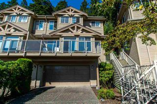 "Photo 1: 112 2979 PANORAMA Drive in Coquitlam: Westwood Plateau Townhouse for sale in ""DEERCREST"" : MLS®# R2109374"