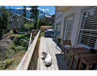 Photo 2: 1741 PINEWOOD Drive in Whistler: Home for sale : MLS®# V748011