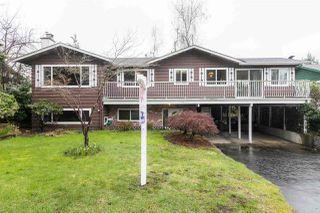 """Main Photo: 11748 CORY Drive in Delta: Sunshine Hills Woods House for sale in """"Sunshine Hills"""" (N. Delta)  : MLS®# R2150150"""