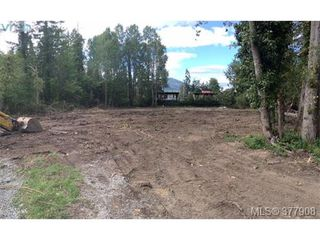 Photo 1: Lot A 468 Wain Road in NORTH SAANICH: NS Deep Cove Land for sale (North Saanich)  : MLS®# 377908