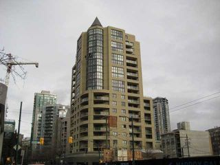 Photo 1: 1101 789 DRAKE STREET in Vancouver: Downtown VW Condo for sale (Vancouver West)  : MLS®# R2157689