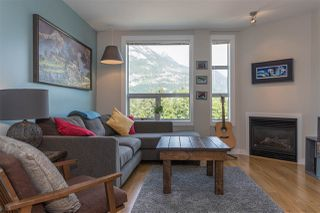 "Photo 2: 501 1212 MAIN Street in Squamish: Downtown SQ Condo for sale in ""Aqua"" : MLS®# R2175199"