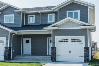 Photo 1: 22 Tweed Lane in Niverville: The Highlands Residential for sale (R07)  : MLS®# 1716977
