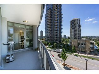 "Photo 2: 402 2008 ROSSER Avenue in Burnaby: Brentwood Park Condo for sale in ""SOLO - STRATUS"" (Burnaby North)  : MLS®# R2184327"