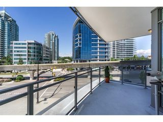 """Photo 17: 402 2008 ROSSER Avenue in Burnaby: Brentwood Park Condo for sale in """"SOLO - STRATUS"""" (Burnaby North)  : MLS®# R2184327"""