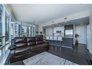 "Photo 3: 402 2008 ROSSER Avenue in Burnaby: Brentwood Park Condo for sale in ""SOLO - STRATUS"" (Burnaby North)  : MLS®# R2184327"