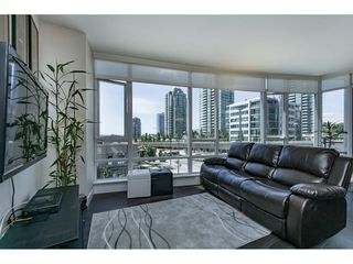 "Photo 4: 402 2008 ROSSER Avenue in Burnaby: Brentwood Park Condo for sale in ""SOLO - STRATUS"" (Burnaby North)  : MLS®# R2184327"