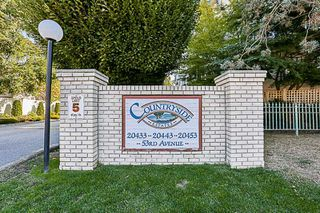 "Photo 1: 108 20453 53 Avenue in Langley: Langley City Condo for sale in ""Countryside Estates"" : MLS®# R2208732"