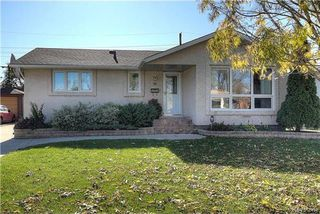 Photo 1: 39 Bentwood Bay in Winnipeg: Windsor Park Residential for sale (2G)  : MLS®# 1726687