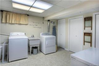 Photo 17: 39 Bentwood Bay in Winnipeg: Windsor Park Residential for sale (2G)  : MLS®# 1726687