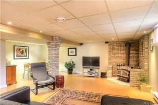 Photo 15: 39 Bentwood Bay in Winnipeg: Windsor Park Residential for sale (2G)  : MLS®# 1726687
