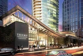 """Photo 2: 5102 1151 W GEORGIA Street in Vancouver: Coal Harbour Condo for sale in """"TRUMP TOWER"""" (Vancouver West)  : MLS®# R2230495"""