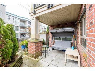 "Photo 18: 104 2342 WELCHER Avenue in Port Coquitlam: Central Pt Coquitlam Condo for sale in ""GREYSTONE"" : MLS®# R2249254"