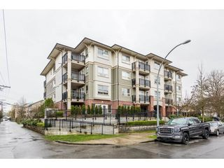"Photo 1: 104 2342 WELCHER Avenue in Port Coquitlam: Central Pt Coquitlam Condo for sale in ""GREYSTONE"" : MLS®# R2249254"