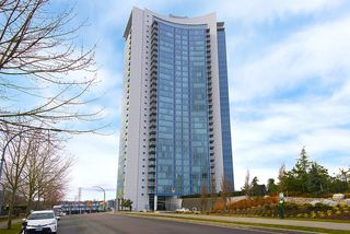 "Photo 1: 1005 4189 HALIFAX Street in Burnaby: Brentwood Park Condo for sale in ""AVIARA"" (Burnaby North)  : MLS®# R2253551"