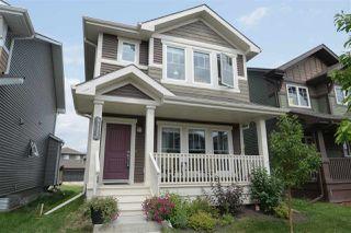 Main Photo: 5322 Crabapple Loop SW in Edmonton: Zone 53 House for sale : MLS®# E4122551