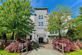 "Photo 1: 101 2983 CAMBRIDGE Street in Port Coquitlam: Glenwood PQ Condo for sale in ""CAMBRIDGE GARDENS"" : MLS®# R2301485"