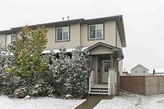 Main Photo: 21244 90 Avenue in Edmonton: Zone 58 House Half Duplex for sale : MLS®# E4129684