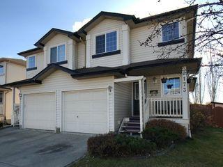 Main Photo: 2173 37B Avenue in Edmonton: Zone 30 House Half Duplex for sale : MLS®# E4134365
