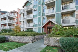 "Main Photo: 405 15350 16A Avenue in Surrey: King George Corridor Condo for sale in ""Ocean Bay Villa"" (South Surrey White Rock)  : MLS®# R2321830"