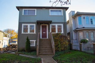 Main Photo: 518 E 18TH Avenue in Vancouver: Fraser VE House for sale (Vancouver East)  : MLS®# R2324209
