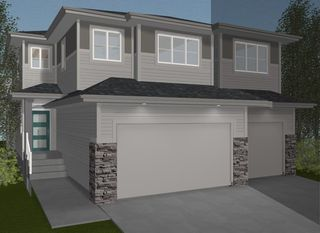 Main Photo: 111 Juneau Way: St. Albert House Half Duplex for sale : MLS®# E4136980