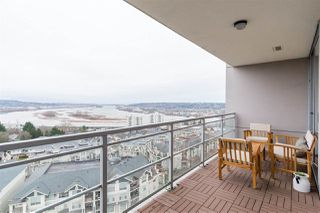 "Main Photo: 1403 280 ROSS Drive in New Westminster: Fraserview NW Condo for sale in ""THE CARLYLE"" : MLS®# R2329853"
