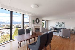 Photo 1: 1002 1736 W 10TH Avenue in Vancouver: Fairview VW Condo for sale (Vancouver West)  : MLS®# R2335342