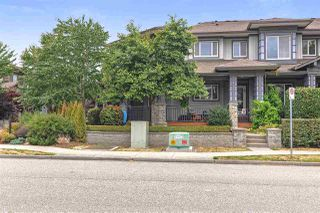 """Main Photo: 8 18701 66 Avenue in Surrey: Cloverdale BC Townhouse for sale in """"Encore"""" (Cloverdale)  : MLS®# R2337971"""