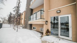 Photo 2: 301 10905 109 Street in Edmonton: Zone 08 Condo for sale : MLS®# E4147093