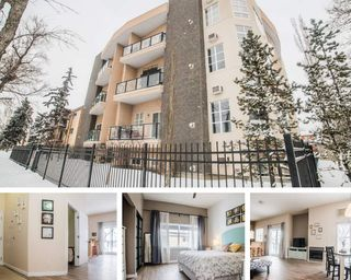 Photo 1: 301 10905 109 Street in Edmonton: Zone 08 Condo for sale : MLS®# E4147093