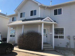 Main Photo: 7 10 Cranberry Drive: Sherwood Park Townhouse for sale : MLS®# E4147628