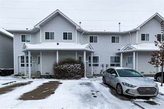 Main Photo: 7 10 Cranberry Drive: Sherwood Park Townhouse for sale : MLS®# E4147628