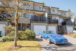"Main Photo: 33 12180 189A Street in Pitt Meadows: Central Meadows Townhouse for sale in ""MEADOW ESTATES"" : MLS®# R2350590"