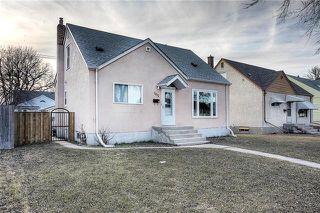 Photo 1: 1212 Ashburn Street in Winnipeg: Polo Park Single Family Detached for sale (5C)  : MLS®# 1909250