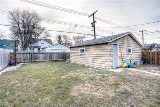 Photo 15: 1212 Ashburn Street in Winnipeg: Polo Park Single Family Detached for sale (5C)  : MLS®# 1909250