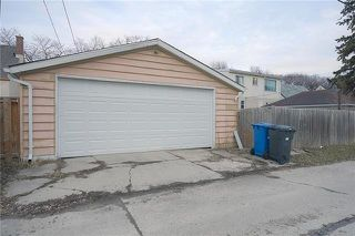 Photo 17: 1212 Ashburn Street in Winnipeg: Polo Park Single Family Detached for sale (5C)  : MLS®# 1909250