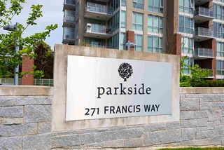 "Photo 17: 806 271 FRANCIS Way in New Westminster: Fraserview NW Condo for sale in ""Parkside"" : MLS®# R2368641"
