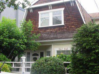 Photo 2: 845 847 West 7th Avenue in Vancouver: Home for sale