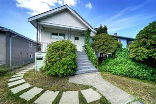 Main Photo: 4537 CULLODEN Street in Vancouver: Knight House for sale (Vancouver East)  : MLS®# R2379759
