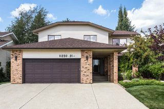 Photo 1: 11220 21 Avenue in Edmonton: Zone 16 House for sale : MLS®# E4169097