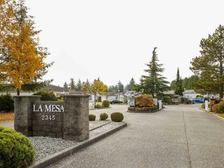 """Main Photo: 72 2345 CRANLEY Drive in Surrey: King George Corridor Manufactured Home for sale in """"La Mesa"""" (South Surrey White Rock)  : MLS®# R2429051"""