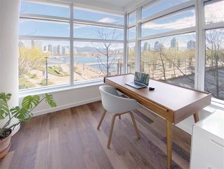 "Main Photo: 301 150 ATHLETES Way in Vancouver: False Creek Condo for sale in ""THE BRIDGE"" (Vancouver West)  : MLS®# R2452260"