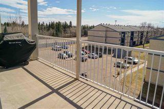 Photo 3: 425 7511 171 Street in Edmonton: Zone 20 Condo for sale : MLS®# E4195632